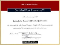 Got a minute? Get your Port Executive Certification