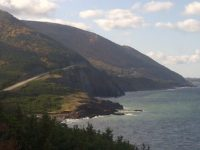 Obligatory photo of Cabot Trail.