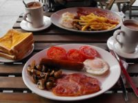 Albert Barbusci Cancels Breakfast
