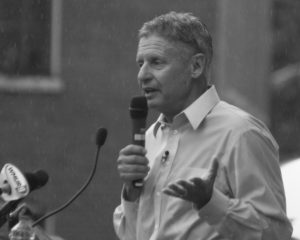 Gary Johnson, Libertarian Party