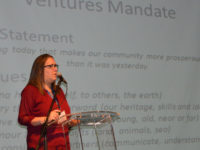 Amanda Peters at NS Mi'kmaq Energy & Innovation Summit 2016