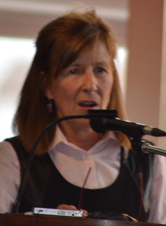 Port of Sydney Development CEO Marlene Usher