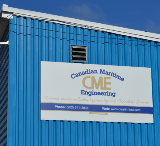 Canadian Maritime Engineering Ltd., North Sydney