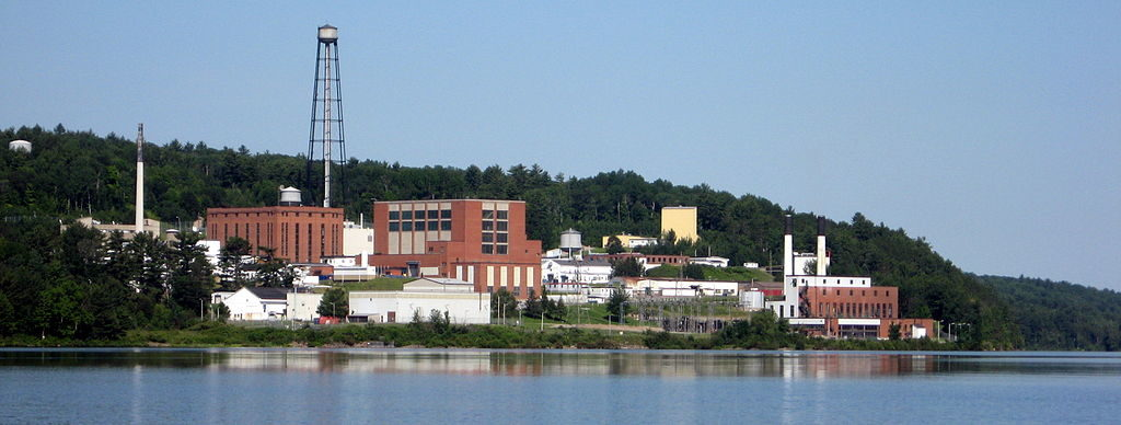 Chalk River laboratories.