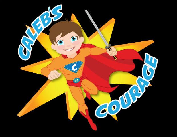Caleb's Courage logo