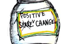 The Positive Change Jar