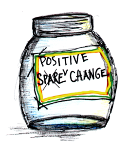 the positive change jar