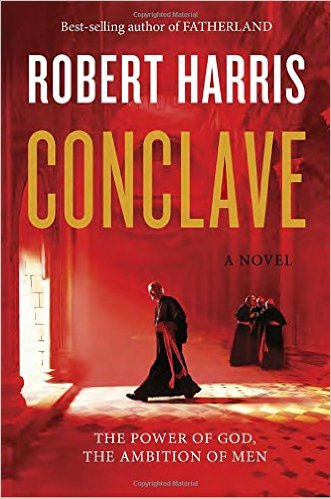 Cover of Conclave by Robert Harris