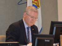 CBRM Mayor Cecil Clarke