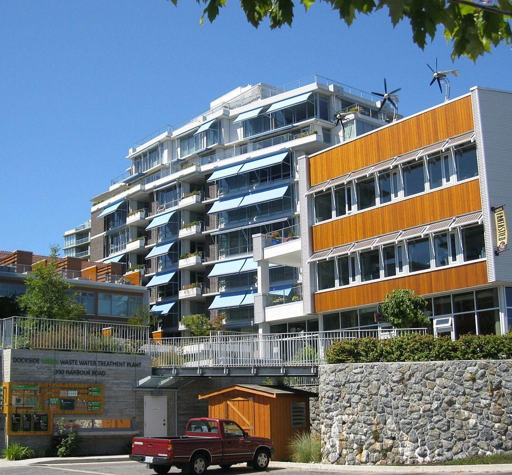Dockside Green, Victoria, BC