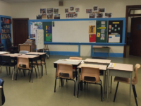 Empty Classes: A Week in the Life of a Labor Dispute
