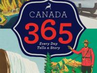 Canada 365 cover, HarperCollinsCanada