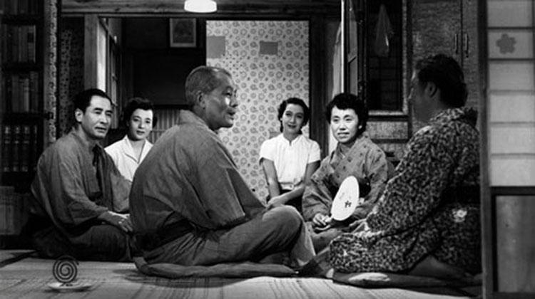 Tokyo Story, Ozu, 1953