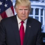 President Donald Trump, official portrait By The White House [Public domain], via Wikimedia Commons