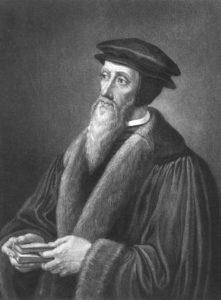 John Calvin (Artist unknown, Public domain, via Wikimedia Commons)
