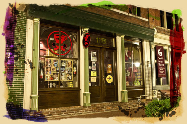 Etcetera Coffeehouse, Lower Town, Paducah KY (Photo via Etcetera website http://etccoffee.com/home.php)