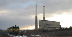 Lingan coal-fired generating station, Cape Breton (Photo by By Ken Heaton (Own work) [CC BY-SA 3.0 (http://creativecommons.org/licenses/by-sa/3.0) or GFDL (http://www.gnu.org/copyleft/fdl.html)], via Wikimedia Commons)