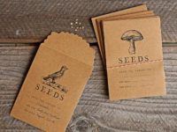 Seed envelopes. (Source: Pinterest https://www.pinterest.com/electrosara/seed-saving/)
