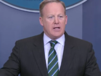 White House press secretary Sean Spicer (Source: White House, public domain, via Wikimedia Commons)