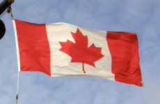 Canadian flag. (Photo by By Makaristos (Own work) [Public domain], via Wikimedia Commons)
