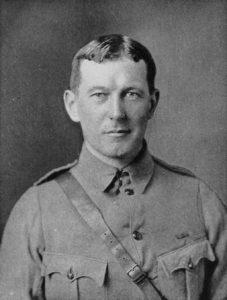 Portrait photo of John Alexander McCrae. (Public Domain via Wikimedia Commons)