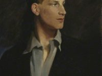 Portrait of Siegfried Sassoon by By Glyn Warren Philpot, Public Domain, via Wikimedia Commons)
