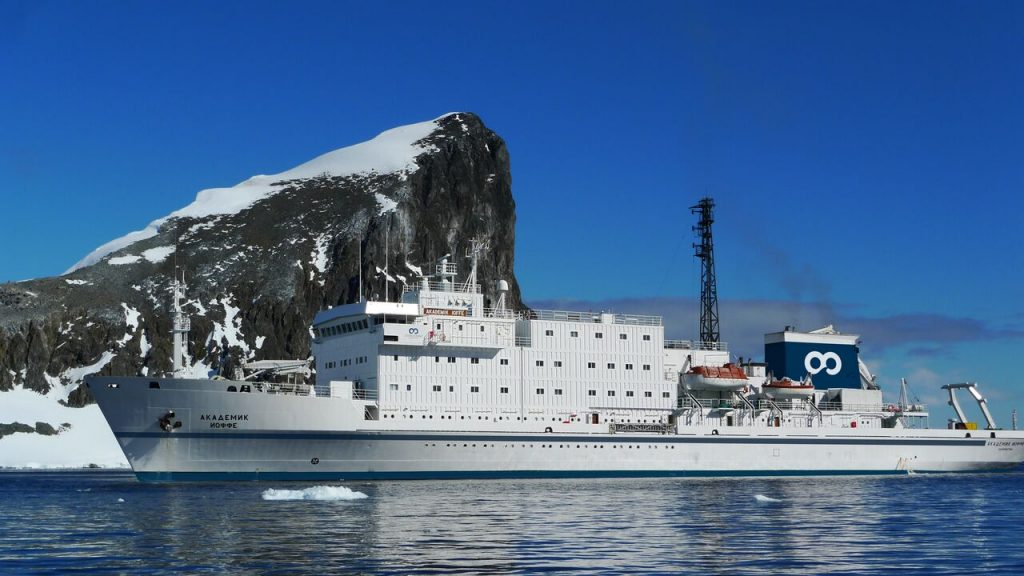 Akademik Ioffe (Photo courtesy of OOE)