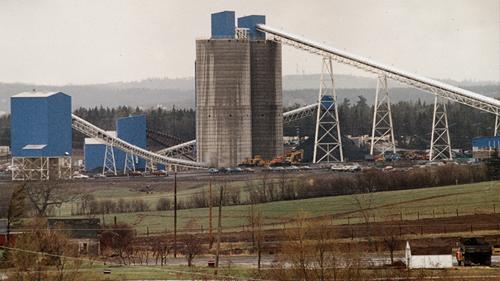 Westray coal mine, Plymouth, N.S.