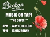 Breton Brewing: Music On Tap