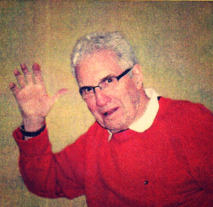 Father Lloyd Dwyer