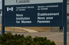 NS Institution for Women, Truro, NS. (CBC Photo)