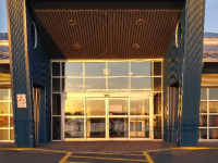 Joan Harriss Cruise Pavilion, Sydney, Nova Scotia