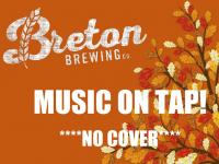 Breton Brewing: Music On Tap