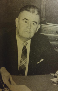 Sydney Mayor Russell Urquhart