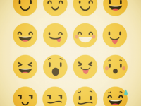 Emoticons by Freepik