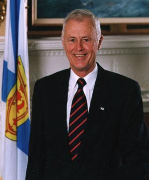 Former Nova Scotia Premier John Hamm