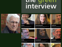Seeking a Sustainable Future, One Interview at a Time