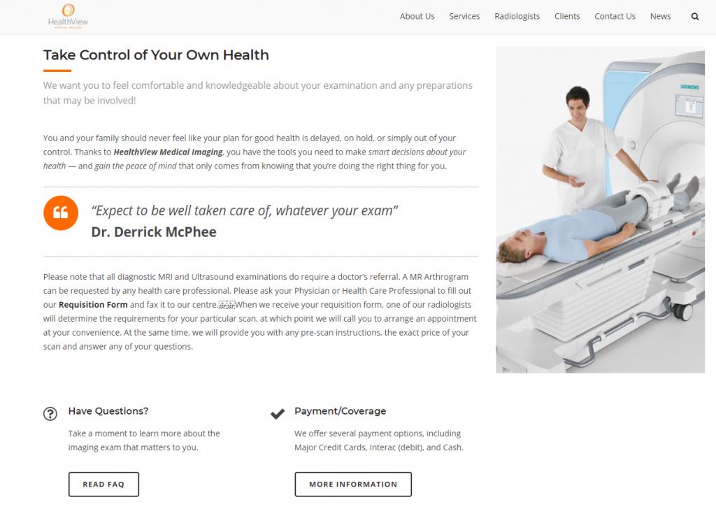 Source: HealthView Medical Imaging, Halifax, website http://healthviewimaging.ca/