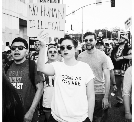 Defending DACA protest. Los Angeles, September 2017 (Photo by Molly Adams from USA (Defend DACA) [CC BY 2.0 (https://creativecommons.org/licenses/by/2.0)], via Wikimedia Commons)