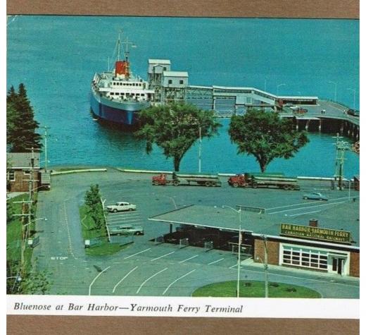 Post card circa 1960s. (Source: ebay)