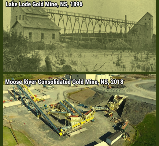 Fool's Gold: Nova Scotia's Myopic Pursuit of Metals & Minerals (Part I)