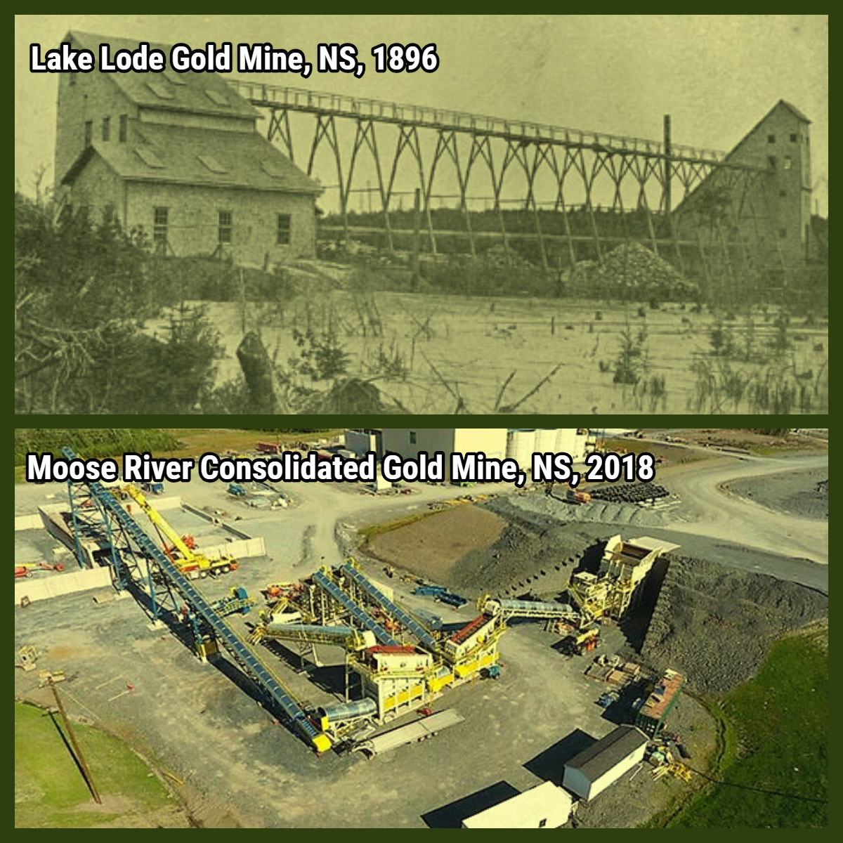 Gold And Silver Mining In Panama Mail: Fool's Gold: Nova Scotia's Myopic Pursuit Of Metals