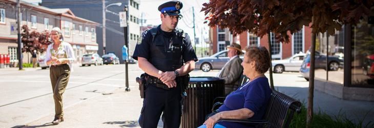 CBRM police Charlotte Street