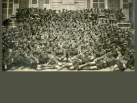 85th Cape Breton Highlandes, WWI. (Source Beaton Institute https://www.cbu.ca/campus/beaton-institute/)