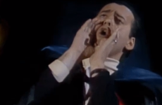 Joe Flaherty as Count Floyd (Source: YouTube)