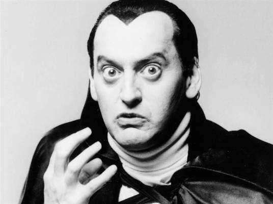 Joe Flaherty as Count Floyd.