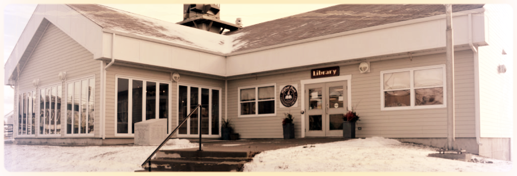 North Sydney Library. (Source: Cape Breton Regional Library http://cbrl.ca/)