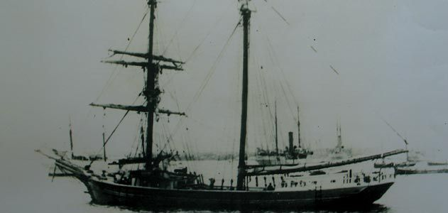 Mary Celeste (Cumberland County Museum and Archives, Amherst, NS)