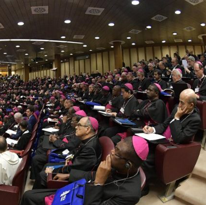 XV Ordinary Synod of Bishops on Young People, the Faith and Vocational Discernment (Vatican Media)