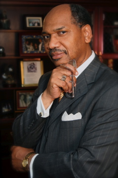 David Jefferson (Source: Metropolitan Baptist Church, Newark, NJ http://www.mbcnewarknj.org/aboutus/ourpastor/index.php)